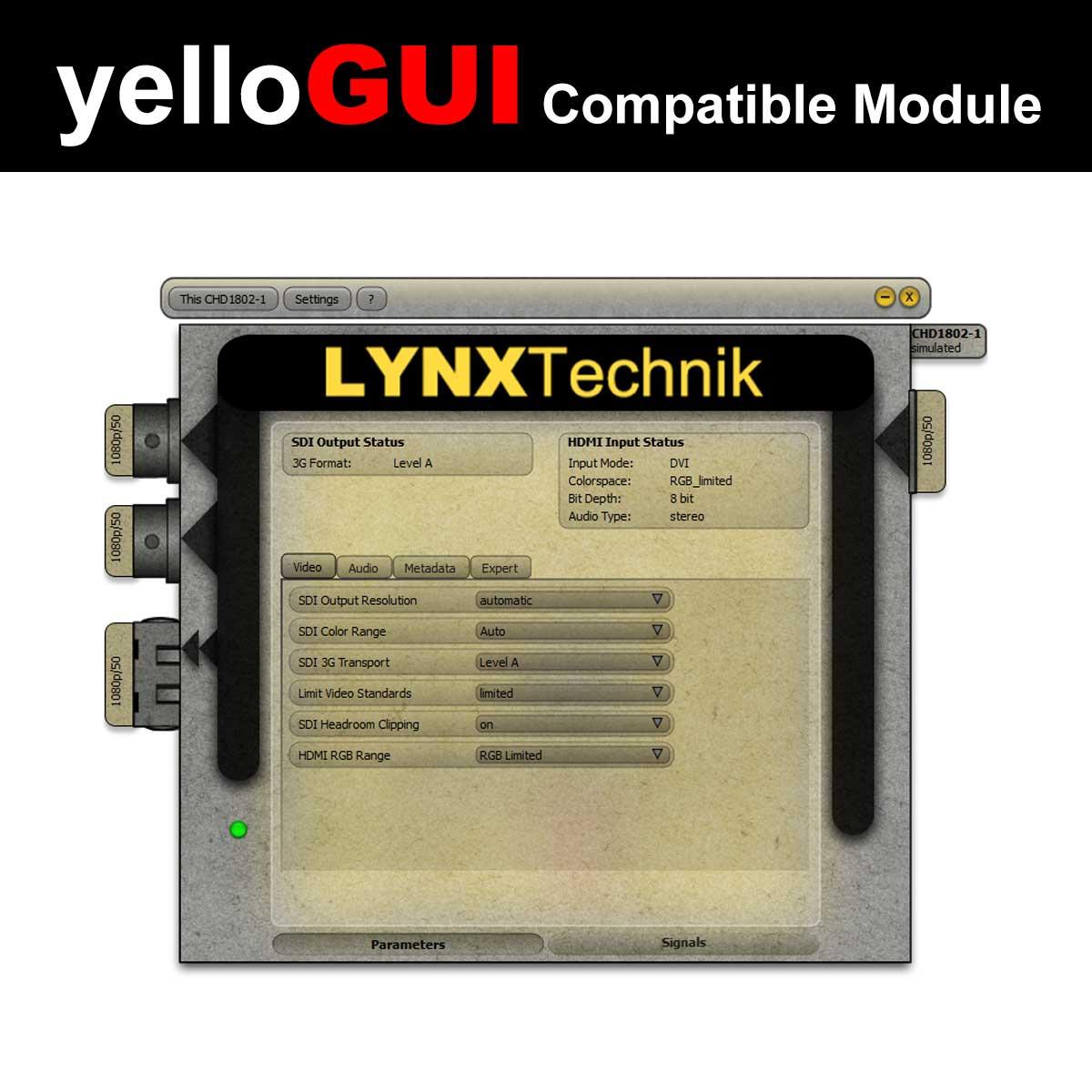 CHD 1802 – LYNX Technik USA