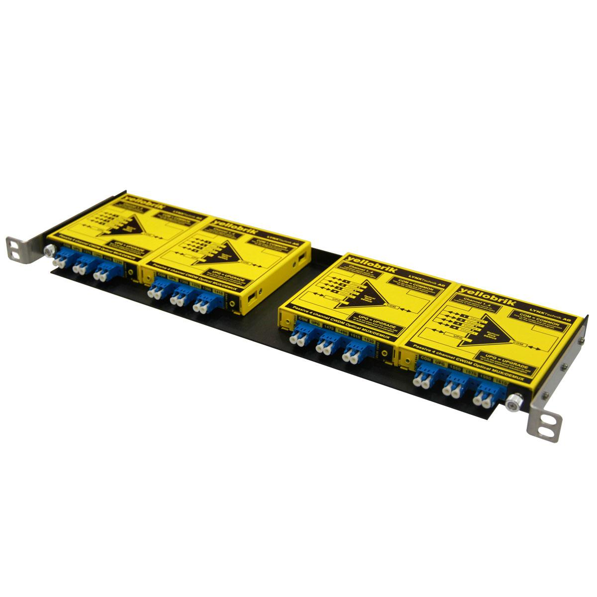 yellobrik OCM Modules in RFR 1018 frame