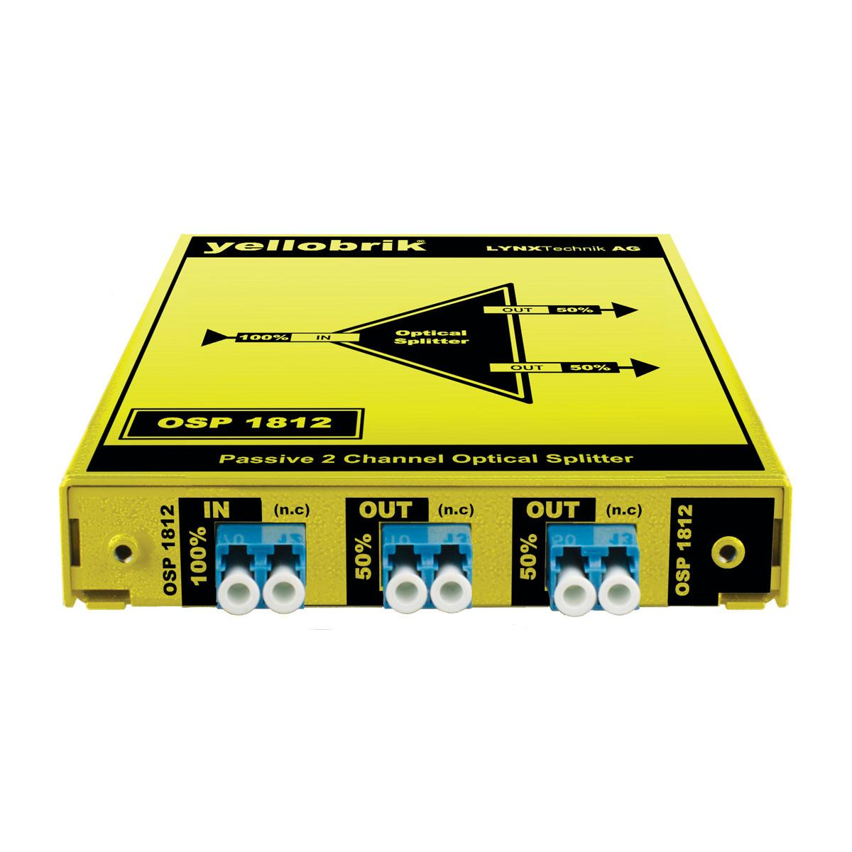 OSP 1812 yellobrik Optical Splitter