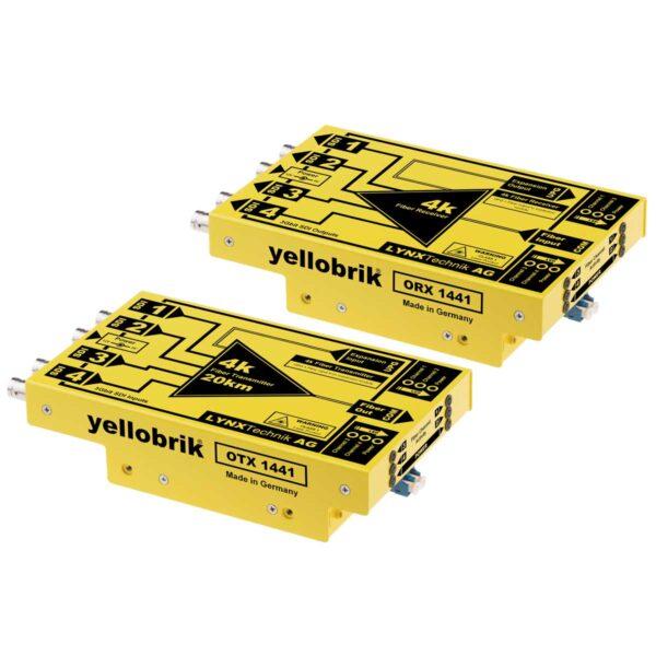 OTR 1441 yellobrik 4K Transceiver Set